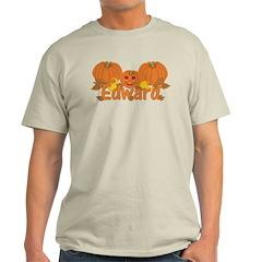 Halloween Pumpkin Edward T-Shirt