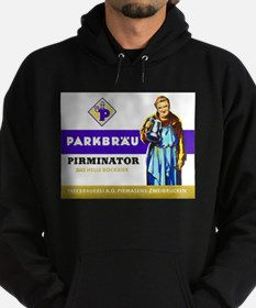 Germany Beer Label 12 Hoodie (dark)