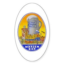Germany Beer Label 11 Decal
