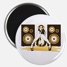 """Music Please 2.25"""" Magnet (10 pack)"""