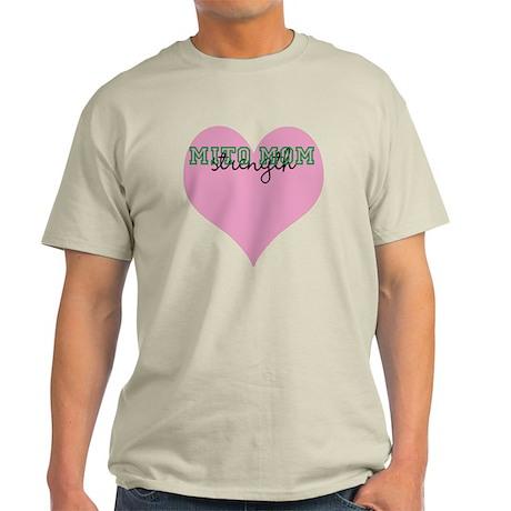 mito mom strength Light T-Shirt