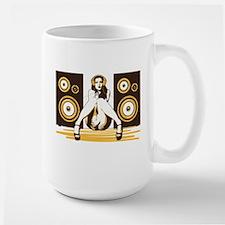 Music Please Large Mug