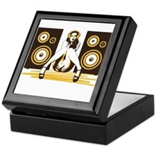 Music Please Keepsake Box
