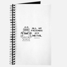 All my friends are metal - Journal