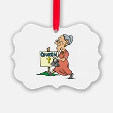 Christianity Ornament