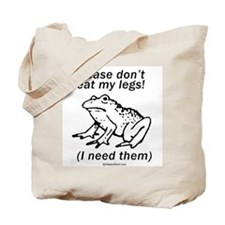 Please don't eat my legs -  Tote Bag