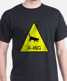Kitty Crossing T-Shirt