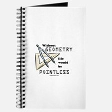 Without geometry, life is pointless - Journal