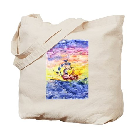 Make a Wish, Tote Bag