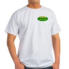 Quality Makes Cent$ Ash Grey T-Shirt