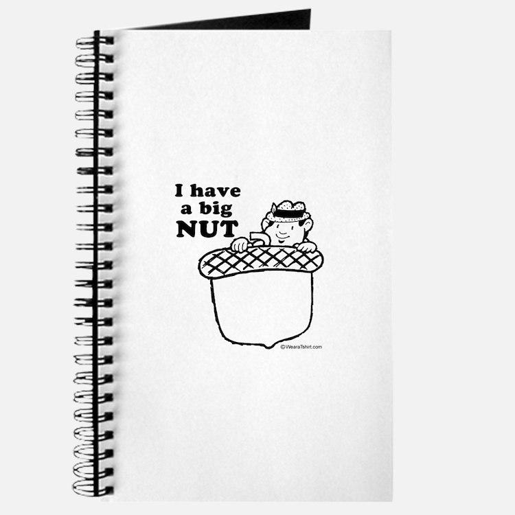 I have a big nut - Journal