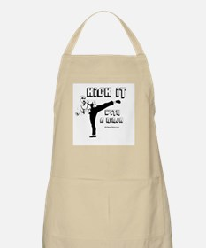 Kick it with a Ninja -  BBQ Apron