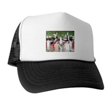 Felix Vallotton The Bath Summer Evening Trucker Hat