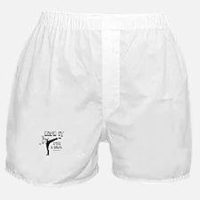 Kick it with a Ninja -  Boxer Shorts
