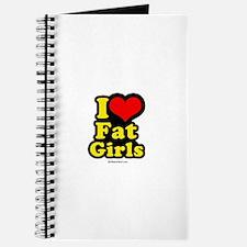 I heart fat girls - Journal