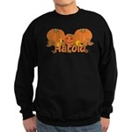 Halloween Pumpkin Harold Sweatshirt (dark)