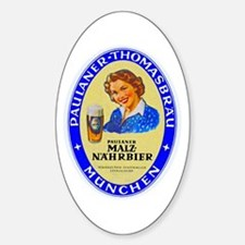 Germany Beer Label 10 Decal