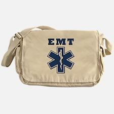 EMT Blue Star Of Life* Messenger Bag