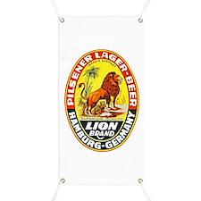 Germany Beer Label 7 Banner