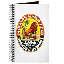 Germany Beer Label 7 Journal