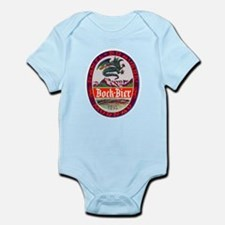 Germany Beer Label 3 Infant Bodysuit