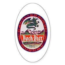 Germany Beer Label 3 Decal