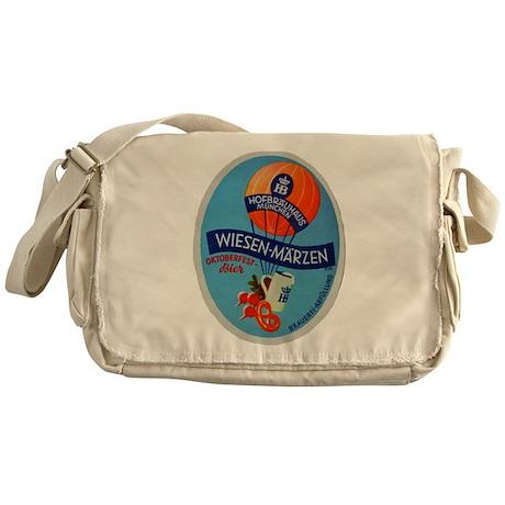 Germany Beer Label 2 Messenger Bag