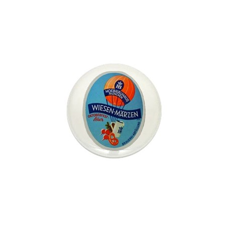 Germany Beer Label 2 Mini Button (10 pack)