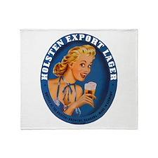 Germany Beer Label 1 Throw Blanket