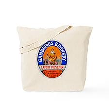 Holland Beer Label 8 Tote Bag