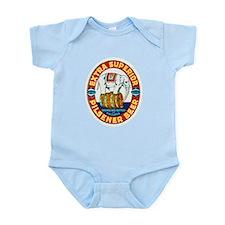 Holland Beer Label 1 Infant Bodysuit