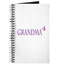 Grandma of Four Journal
