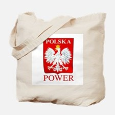Polska (Polish) Power -  Tote Bag