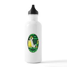 France Beer Label 10 Water Bottle
