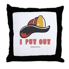 I put out -  Throw Pillow