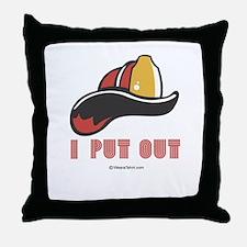 I put out -  Throw Pillow