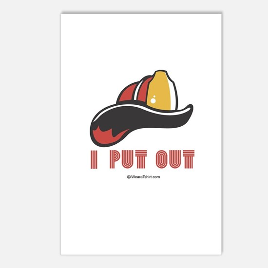 I put out -  Postcards (Package of 8)