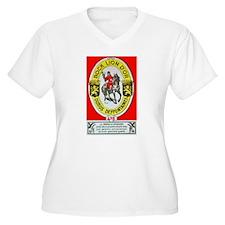 France Beer Label 6 T-Shirt