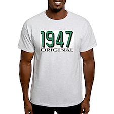 1947 Original Ash Grey T-Shirt