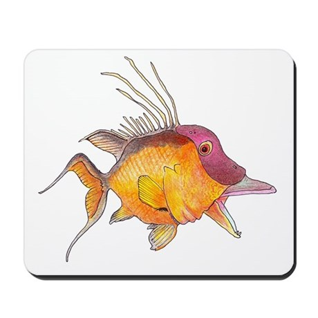 Hogfish Mousepad