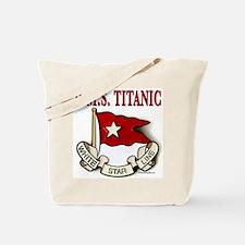 White Star Line: RMS Titanic Tote Bag