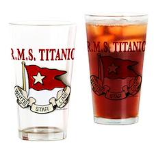 White Star Line: RMS Titanic Drinking Glass