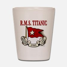 White Star Line: RMS Titanic Shot Glass