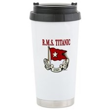 White Star Line: RMS Titanic Travel Mug