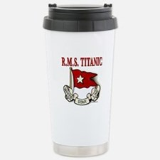 White Star Line: RMS Titanic Travel Mug