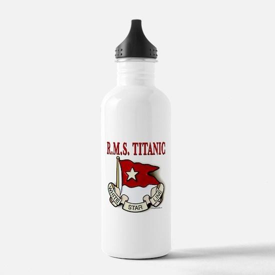 White Star Line: RMS Titanic Water Bottle