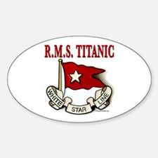 White Star Line: RMS Titanic Decal