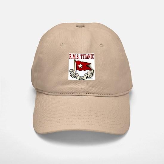 White Star Line: RMS Titanic Baseball Baseball Cap