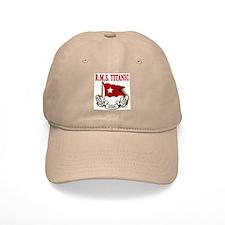 White Star Line: RMS Titanic Baseball Cap