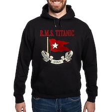 White Star Line: RMS Titanic Hoodie
